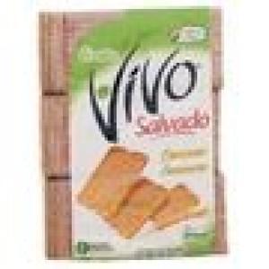 GALLETA INTEGRAL VIVO SALVADO BOLSA 585 G UN RM